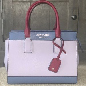 NWT's Kate Spade Cameron Medium Satchel